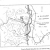 Gove's map of Hubbard Brook Valley logging RR and access roads