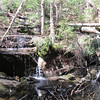 Waterfall on Little Brook