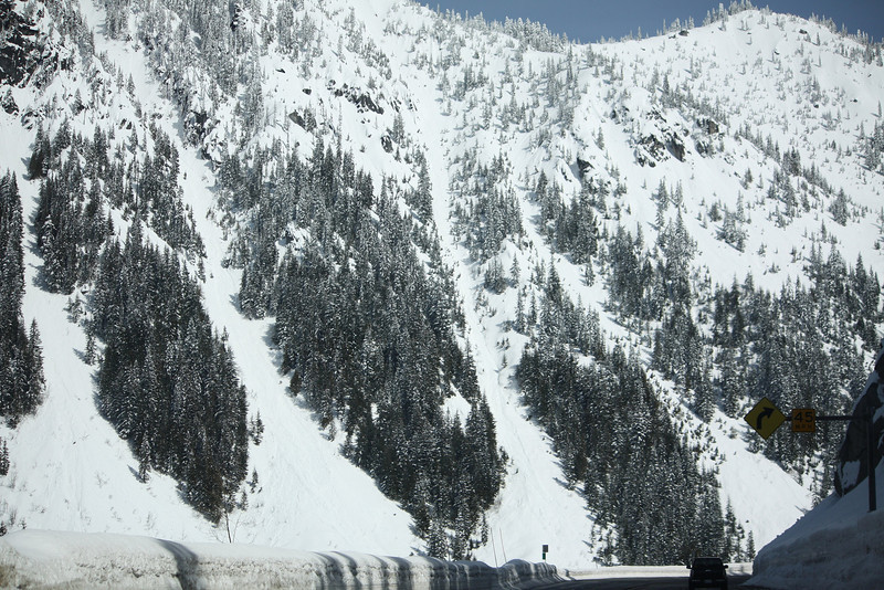 Hwy 2, almost to Stevens Pass