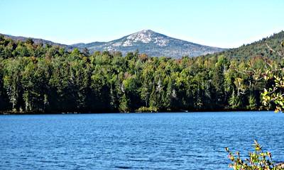 Eastman Mtn. and Mountain Pond (September 26)
