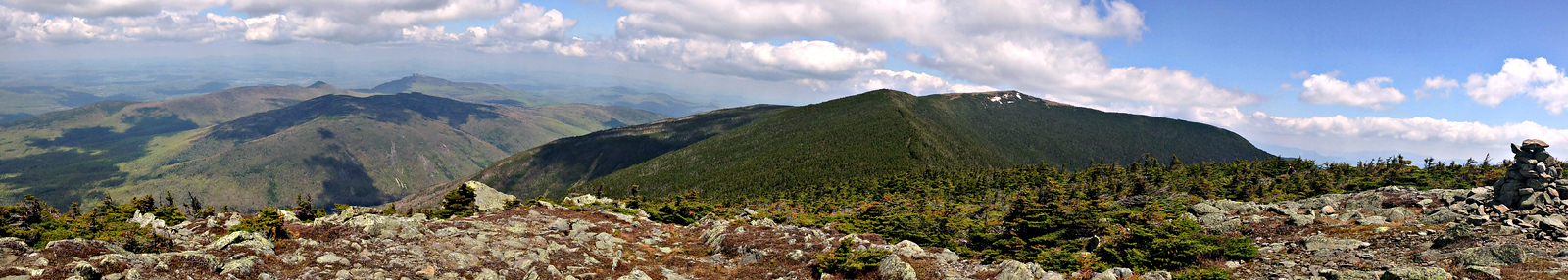Moosilauke South Peak (May 17)