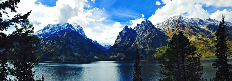 Old Faithful to Grand Tetons (September 17-18)