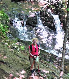 Shannon Brook Waterfalls (August 14)