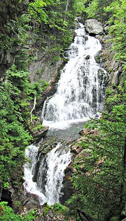 Three Rainy Waterfalls and Lost Pond (July 19)