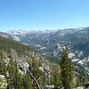 Looking southwest across the Cascade Valley