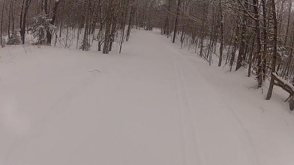 XC-Skiing Jackson NH 2015