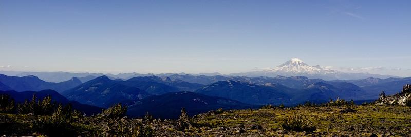 Mt. Rainier Pano