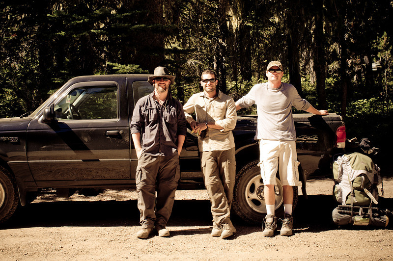 Post hike photo