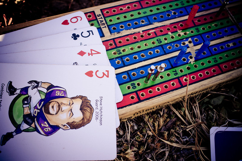 Cribbage of course