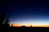 Mt. St Helens @ sunset
