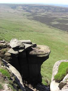 Looking across Black Ashop Moor