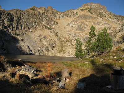 Lake 8772 & Trailer Lake_September 26-27 2009