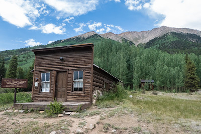"Winfield ""Ghost Town"", Silver mining era"