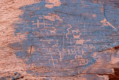 Petroglyph Canyon Panel