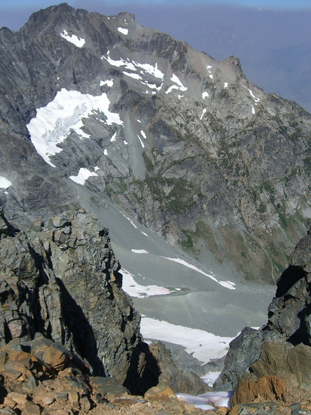 Another view of Mt Fernow
