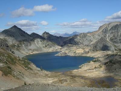 Upper Ice Lake.