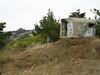 The hill below the machine-gun bunker seems to be eroding away.