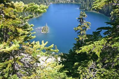 Big lake.