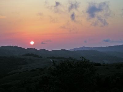 Sunset Monte Bello