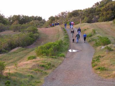 Monte Bello trail