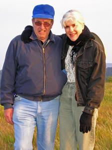 Reinhard and Karin
