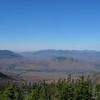 Pine Mountain is on spur ridge off of Howker Ridge