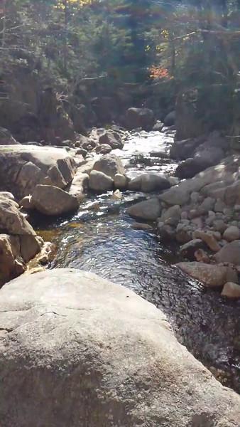 Moriah Gorge White Moutains NH 2014