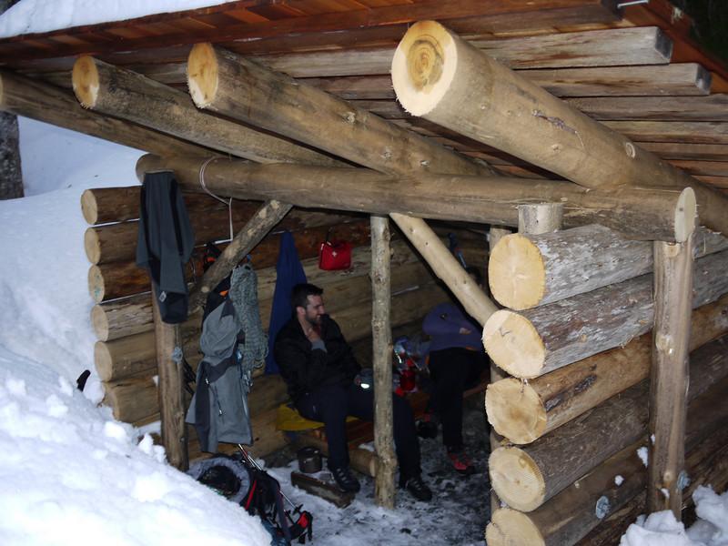 Our home at Glacier Meadows.