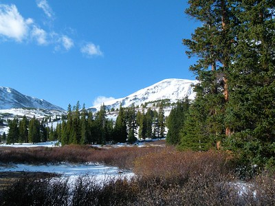 Sunday hike to Ptarmigan Lake