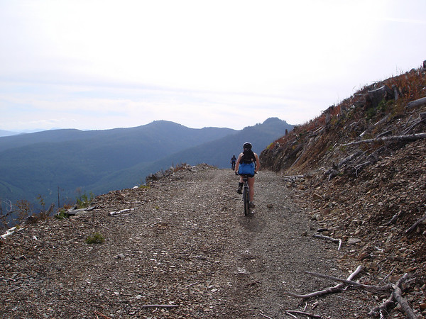 Mount Whymper 2008