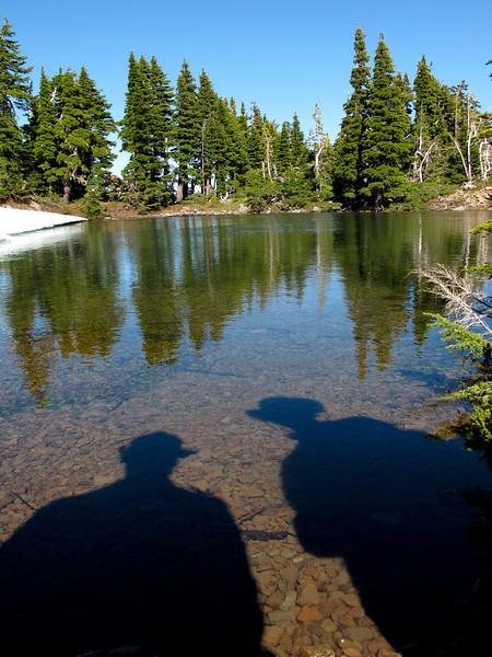 Snowfield Lake