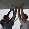 How many Microsofties does it take to change a light bulb, err, lower the shutters :-)