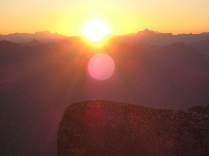 Good morning, Mt Pilchuck