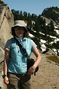 Hiker Jen.