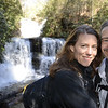 2013-01-19<br /> Us in front of Martins Creek Falls