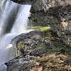 Behind Martins Creek Falls
