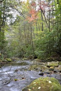 Hemlock Falls, Moccasin Creek State Park