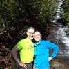 2018-02-18<br /> Us in front of Angel Falls on Joe Creek