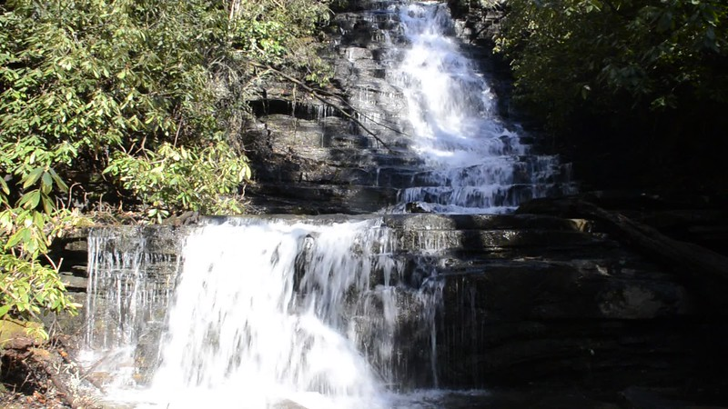 Panther Falls on Joe Creek