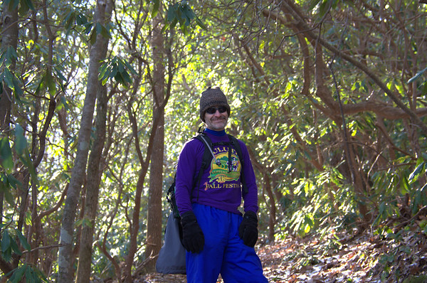 Three Forks Trail to Rabun Bald 02/27/16