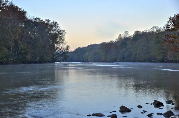 Buford Dam 11/2/13