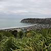 This is the view of Sumner (Christchurch suburb) from the top of the hill.