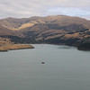 A look across the inlet from Lyttelton to Purau bay.