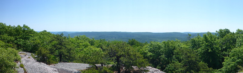OCLT hike on Schunemunk 6/25/16