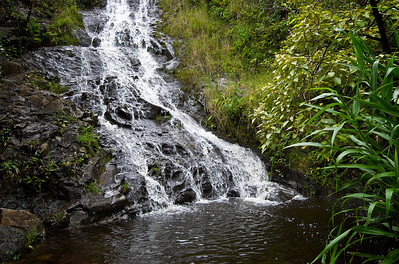 Ka'au Waterfall No. 3 - Base