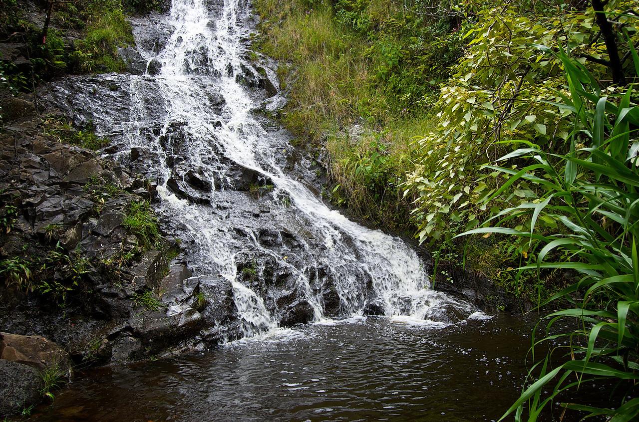 Ka'au Waterfall No. 3 - Base