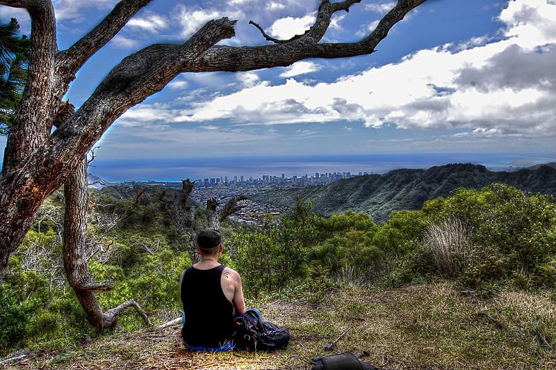 """~ Peaceful Gnoll ~ Mau'umae Ridge - At the """"Picnic Knoll"""""""