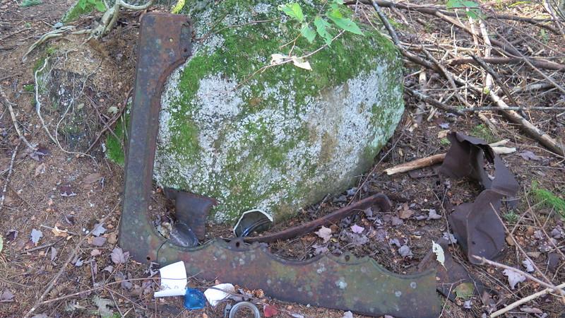 More Camp 9 debris