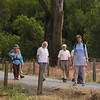 More rare front sides of hikers. Barbara, Brian, Max, Paula.