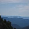 A view towards Mt Rainier we enjoyed